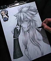 Sketch -  wip 2 by revinee
