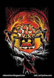 Arachnids by xon-xon