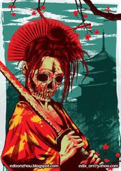 Geisha by xon-xon