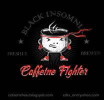 Caffeine fighter by xon-xon