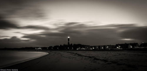Hoernum in the evening by Blizzard1975