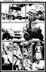 Hi-Girl Sequential page by EVC