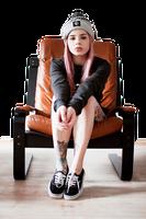 Random Tattooed girl png by irwinthegod