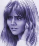 Clara Oswald by baslergrafik
