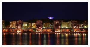 Town Lights II by xuvi