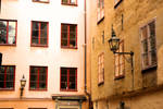 Old town windows by xuvi