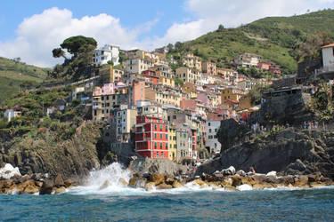 Cinque Terre by xuvi