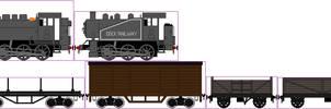 Dock Railway by TheblueV3