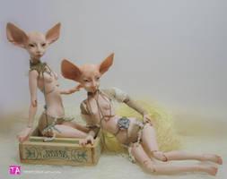 Sphinx by TriffonyArtwork