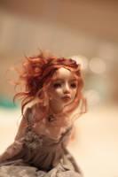 porcelain doll Mimi by TriffonyArtwork