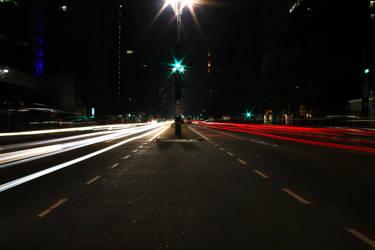 Avenida Paulista - Long Exp by Langs-Mello