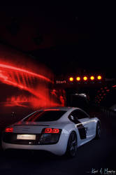 IAA2011 - Audi R8 e-tron by Nawamane