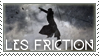 Stamp: Les Friction Fan by Nawamane