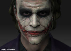 The Dark Knight Joker 3 by BGOATBiz
