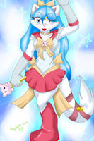 Sailor neko FIFI 8D by Ryutsuki-Kun