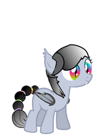Prism Spectra as a Filly by Owl-Parchment
