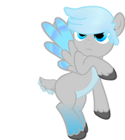 Silver Jay by Owl-Parchment