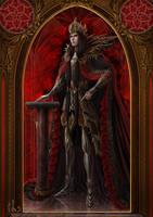 Dark Lord Portrait by Irulana