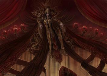 Dark Throne by Irulana