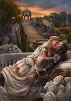The Kiss by Irulana