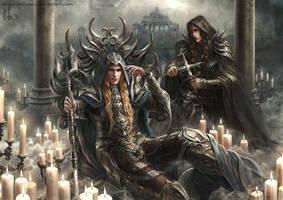 Dark Disciples. by Irulana