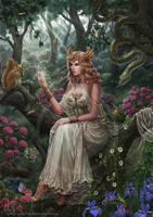 Enchantment by Irulana