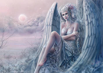 Angel of Ice by Irulana