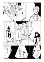 Huntress: Confession p3 by BevisMusson