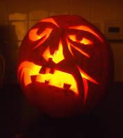 Pumpkin by BevisMusson