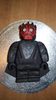 Lego Darth Maul by BevisMusson