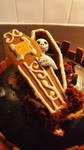 Jack Skellington Cake by BevisMusson