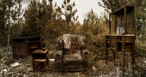 my living room. by jonhyrock