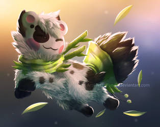 Commission - Lachy by NezuPanda