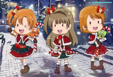 Printemps Navidad by HanasakiTsubomi