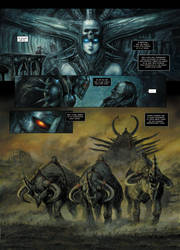 ARAWN issue 5: another preview by sebastien-grenier