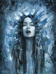 Ice-Queen by sebastien-grenier