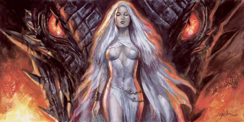 Targaryen Wrath by sebastien-grenier