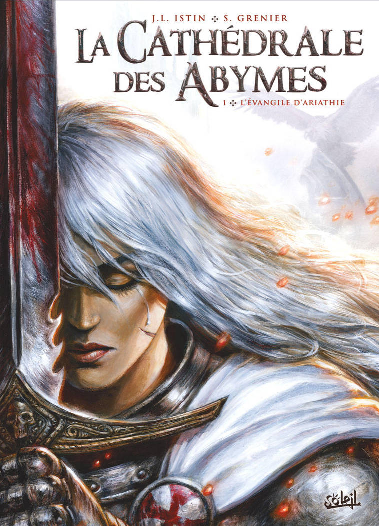 La Cathedrale Des Abymes Cover Issue 1 by sebastien-grenier