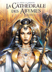 La Cathedrale des Abymes Cover issue 2 by sebastien-grenier
