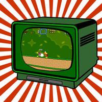 Super Mario TV by Smolord