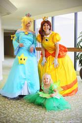 Princesses, fairies and oh my by kolibri-chan
