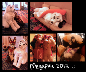 Megaplex 2013 by SuicidalMuffins