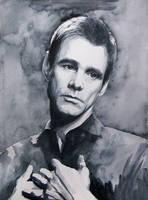 Portrait of Jim Carrey by ivanpestrenin