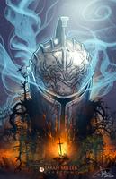 Dark Souls by SarahMillerCreations
