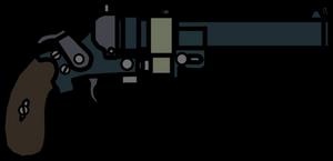 Walfas Weapons: Ashot(Metro 2033) by RED-IMPRISONER