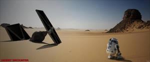 R2D2 Desert Encounter Complete by Crook-deviant