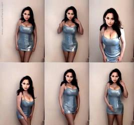 Collage female Masking 15.10.2009_01 by JessicaTrance