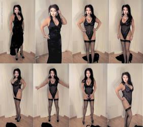 Collage female Masking 31.05.2010_02 by JessicaTrance