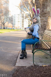 Judy Hopps (2) by MFM-Photography
