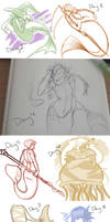 All the Merms by awesome-in-progress